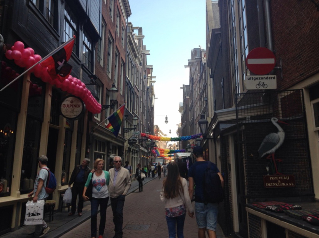 Five Fabulous Days In Amsterdam
