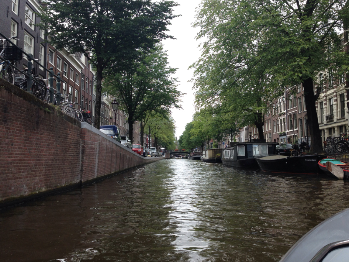Travel Notes | Weekday Break In Amsterdam