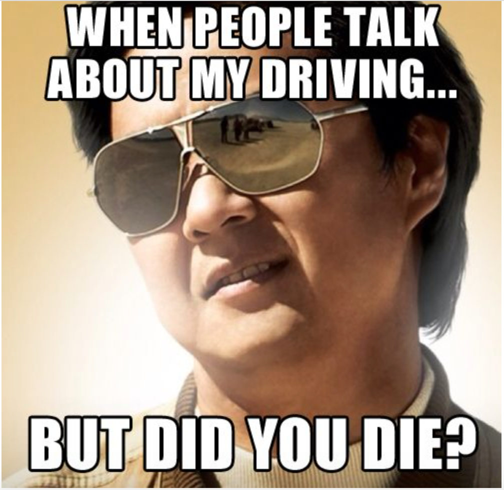 20 Things You Feel When Learning To Drive