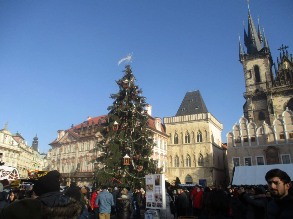 Travel Notes | Prague At Christmas