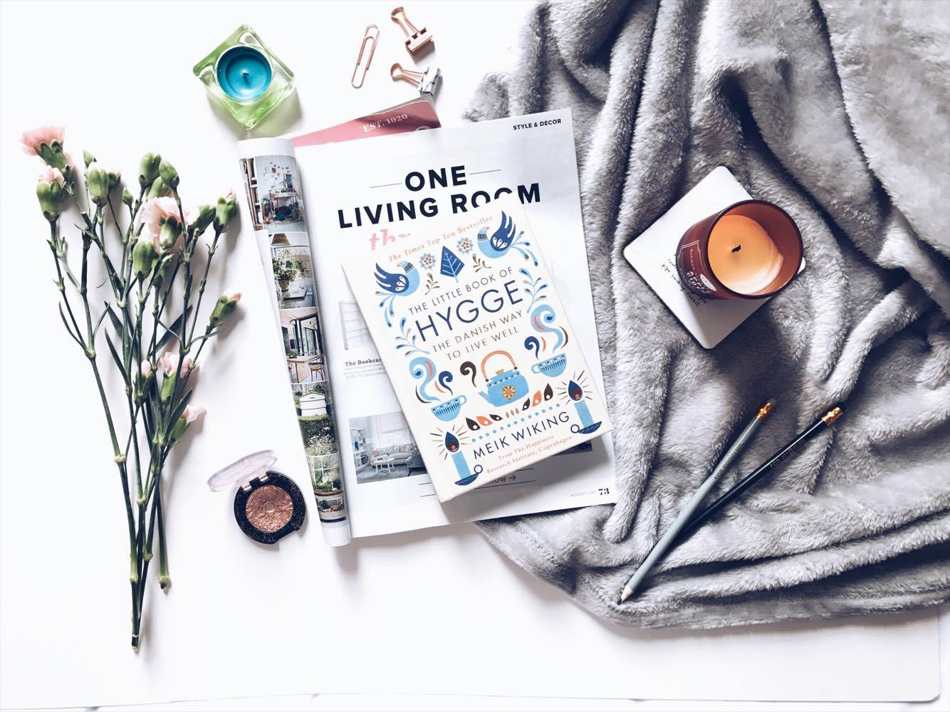 6 Books To Get Hygge With