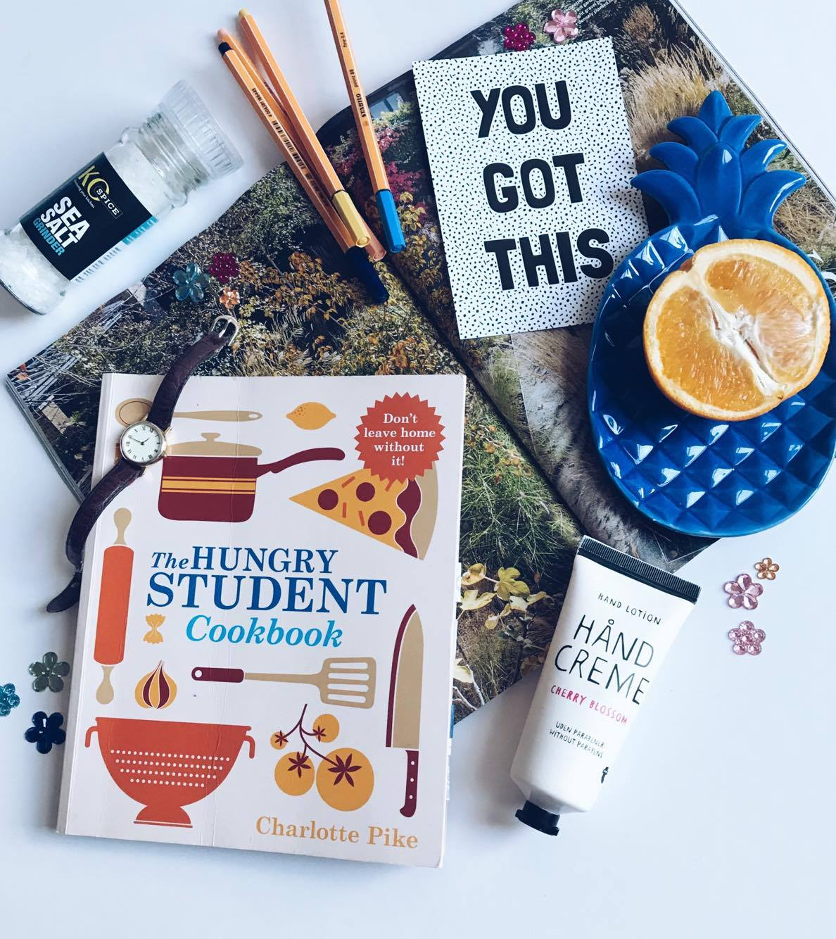 Two Recipes To Try From The Hungry Student
