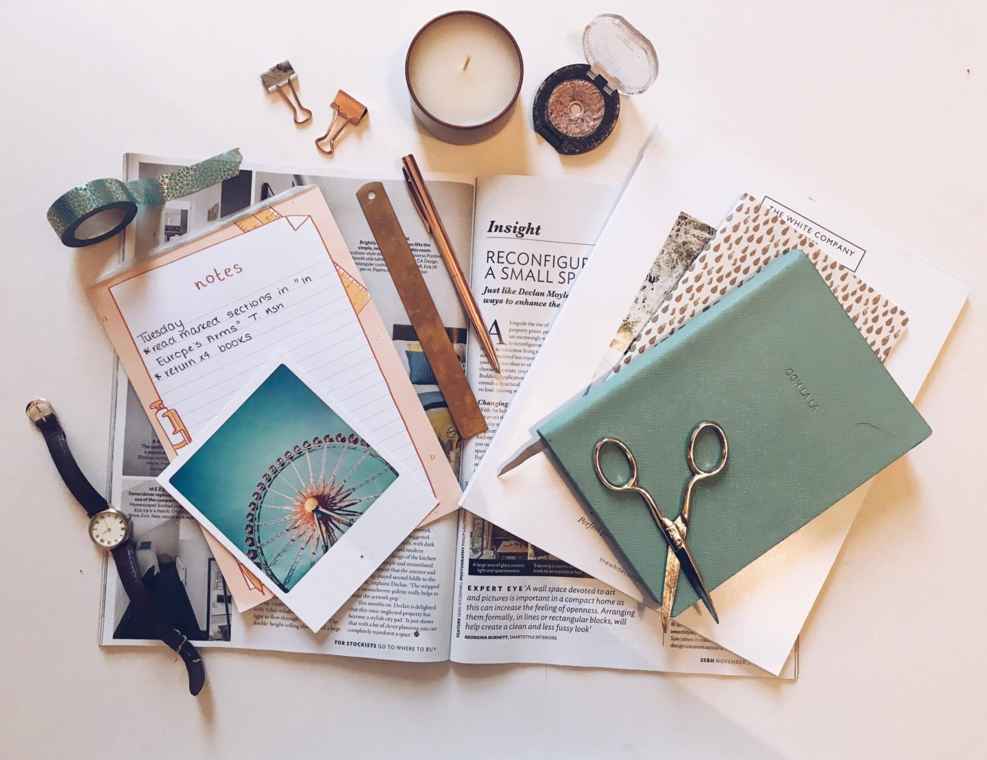 Four Stationery Items That Help Me Lead A More Organised Life