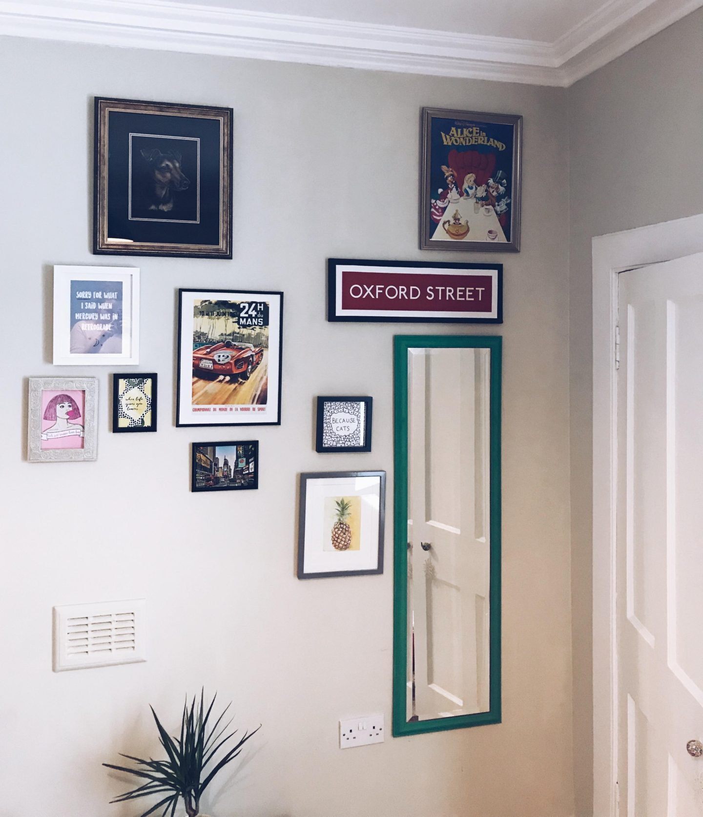 How To Create A Gallery Wall From Scratch