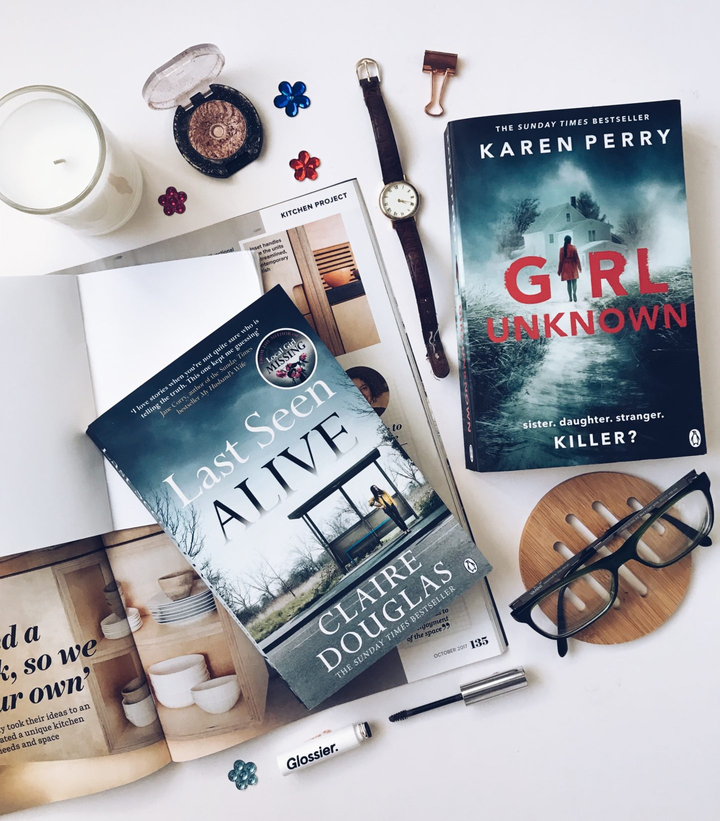 5 Thrillers To Read If You Loved The Girl On The Train