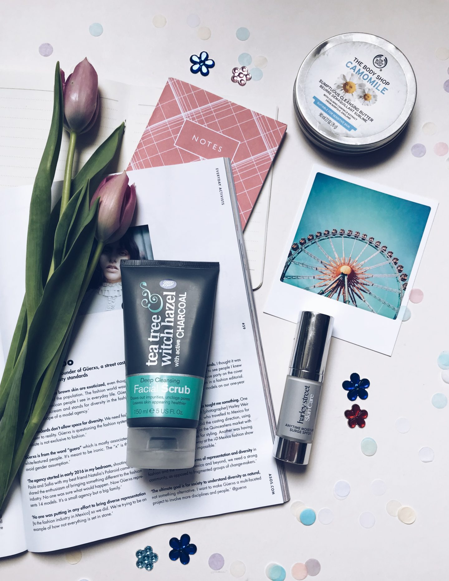 Spring Beauty Refresh ~ 5 Products I Adore