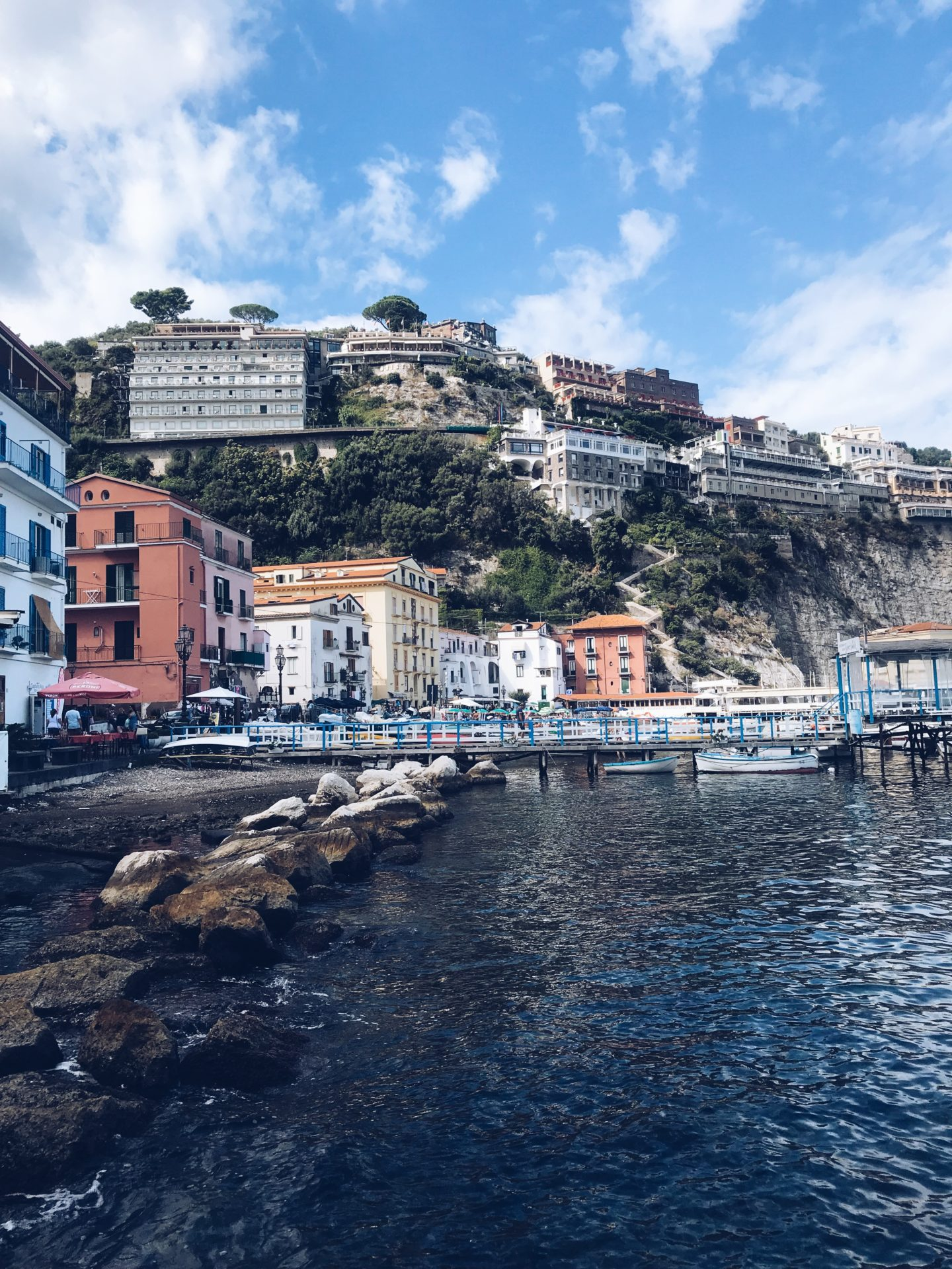 Travel Notes | Sorrento