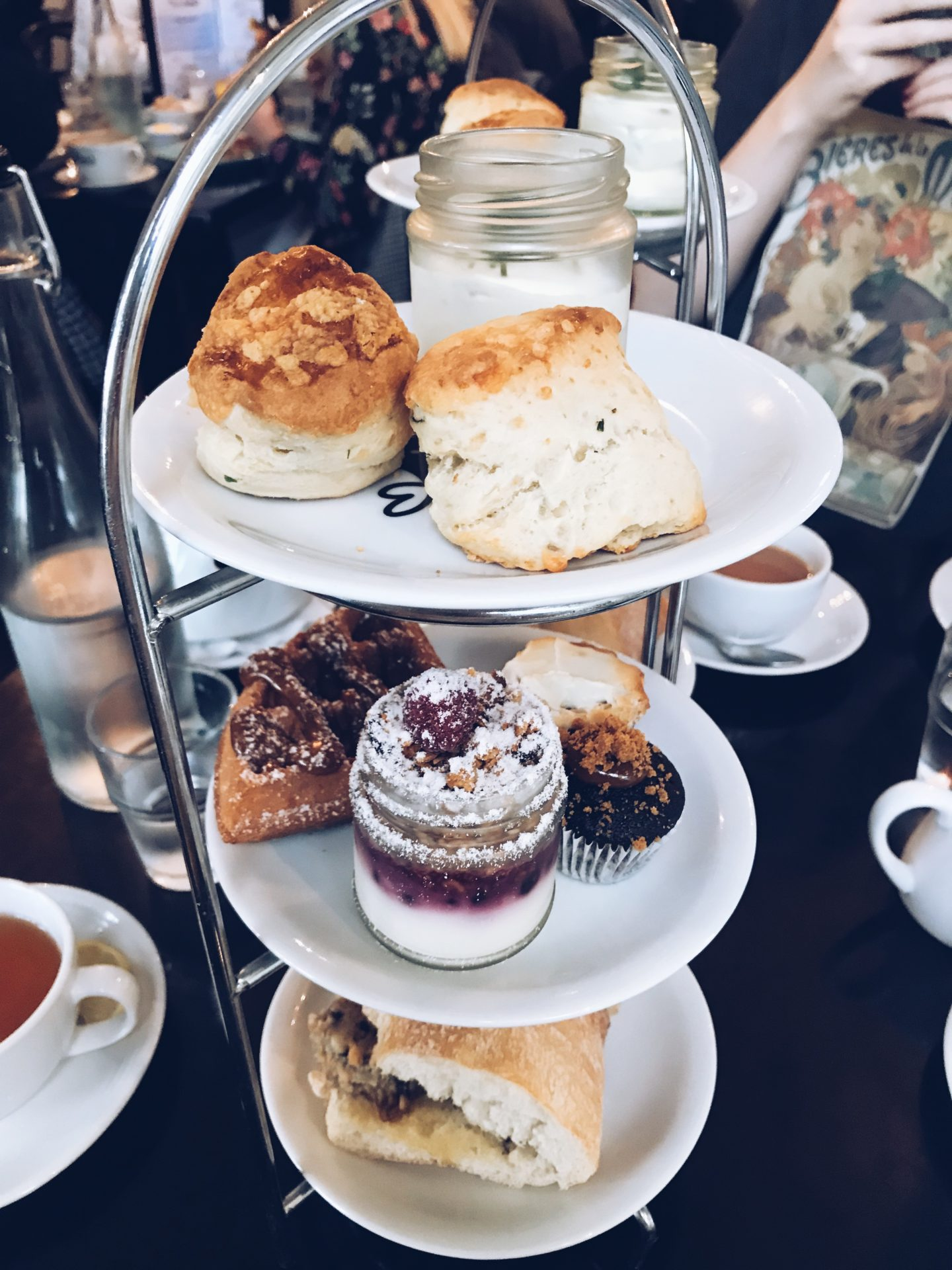 Before Noon Tea At Mimi's Bakehouse | Edinburgh Eats